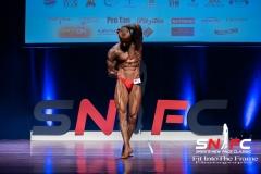 SNFC 2019 - Master Bodybuilding